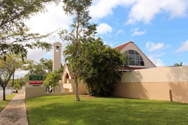 English speaking church Puerto Rico